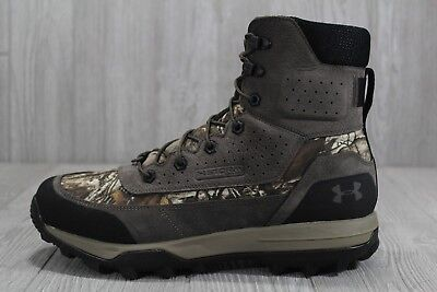 37 Under Armour SF 2.0 Bozeman X Storm Camo Realtree Hunting Boots Mens 9.5 11