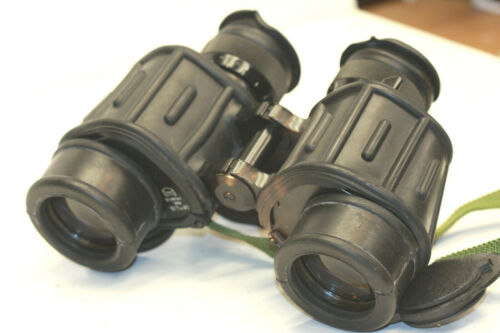 Romanian Military IOR 7x40 Binoculars...reticle...bright & clear....rugged