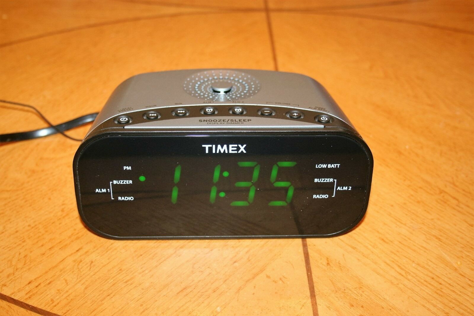 Timex Digital Alarm Clock Radio (Model T231Y)