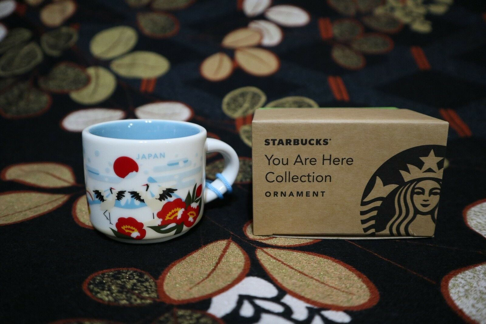 Starbucks Japan You Are Here Collection Winter Tumbler,Demitasse,Mug 14 oz,414 m