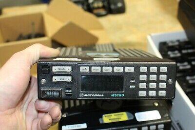 Motorola Astro Xtl5000 M20urs9pw1an 700800mhz Uhf Digital Radio Xtl 5000 Whead