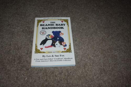 The Beanie Baby Handbook by Les & Sue Fox 1998 edition