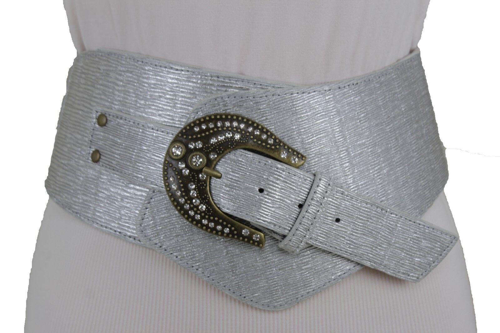 Ladies western fashion belts 17