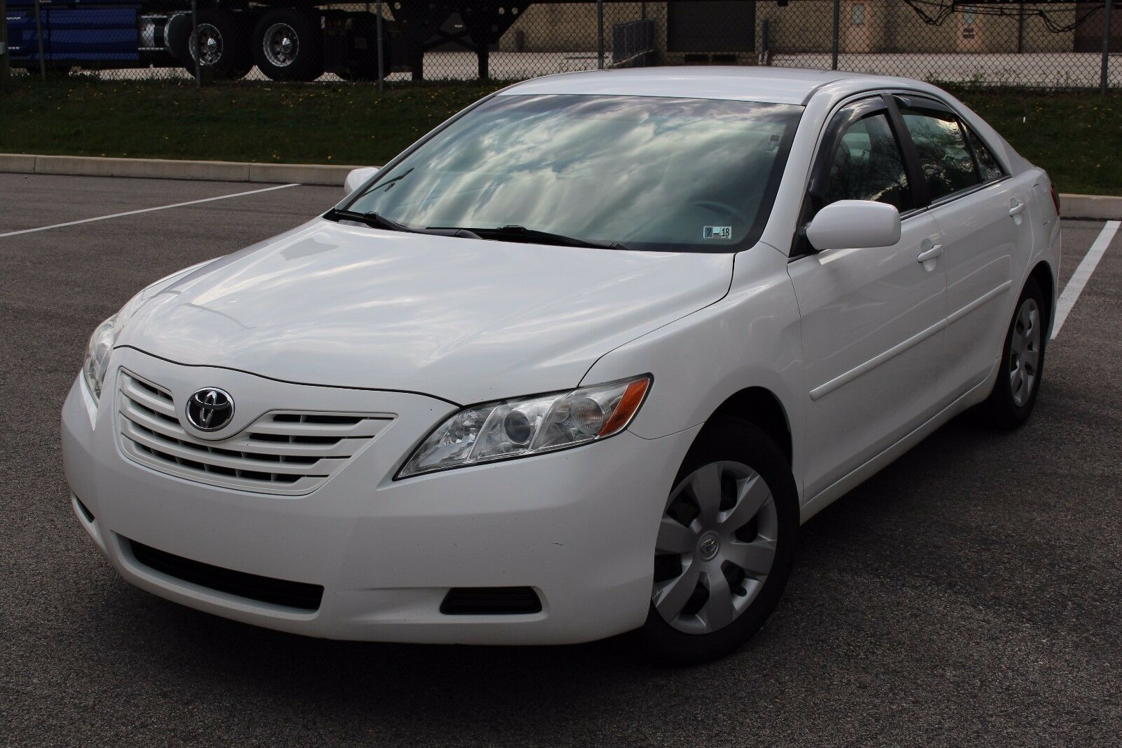 2009 Toyota Camry Le 1 Owner Remote Start No Reserve