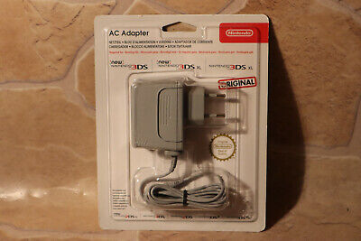 Original Nintendo 3DS XL , DSi AC Adapter , NEU / OVP...