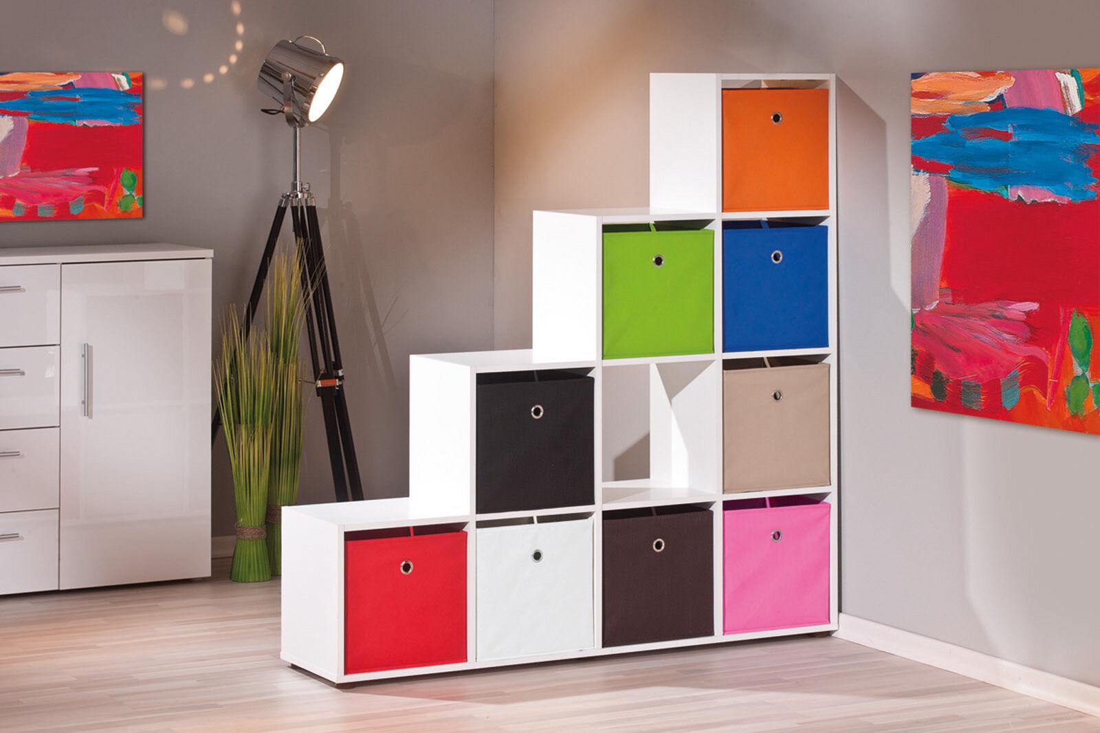 boite de rangement cube pliable casier jouets module pour tag re noir eur 8 00 picclick fr. Black Bedroom Furniture Sets. Home Design Ideas