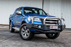 2011 Ford Ranger WILDTRAK 3.2 Manual Ute Molendinar Gold Coast City Preview