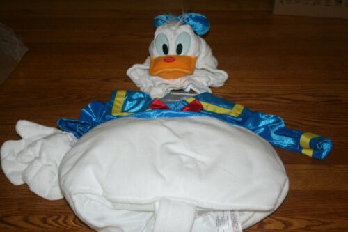 Disney Store Donald Duck Costume Sz 18 - 24 month Boy Girl toddler Amazing! NEW