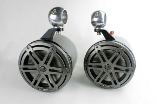 """JL Audio 7.7"""" Wakeboard Tower Speakers  Black  NEW!!"""
