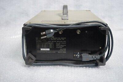 Leader 20mhz Oscilloscope 8020