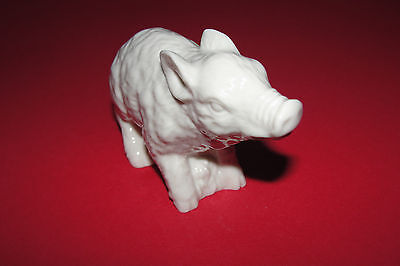 Hutschenreuther Porzellan Wildschwein Frischling