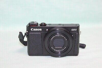 Canon PowerShot G9 X Mark II 20.1MP Digital Camera -