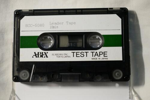 ABEX Leader Test Tape SCC-5080, New