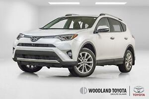 2016 Toyota RAV4 LIMITED / AWD / CUIR / GPS / TOIT / MAGS ++