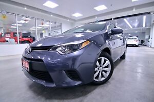 2014 Toyota Corolla LE  LE,ONE OWNER,ORIGINAL RHT VEHICLE,CLEAN