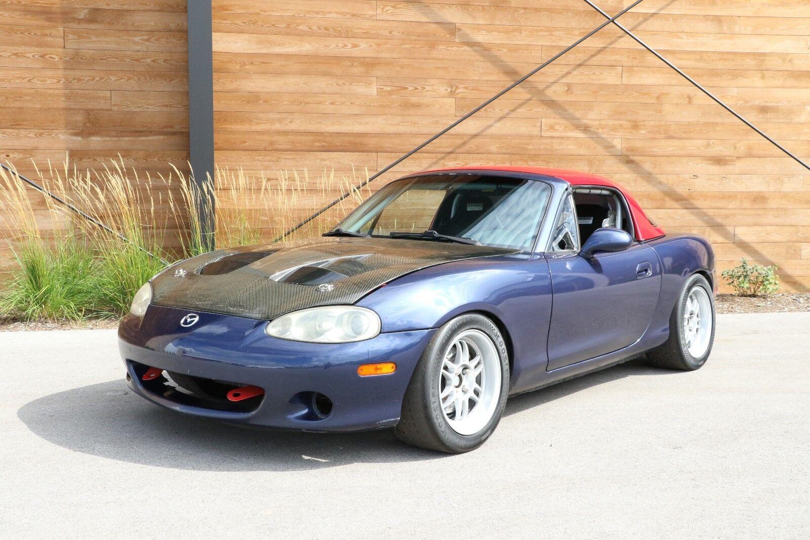 2001 Mazda Miata MX-5 Track Car / Race Car - *2.0 Liter Motor*