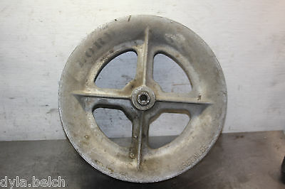 Greenlee 18 Inch Wheel For Tugger Puller