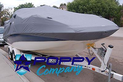 2000-2010 Sea Doo Islandia Boat Cover Fitted Trailerable Grey New Seadoo