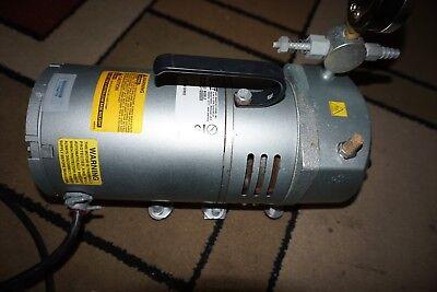 Gast 0523-v542q-g588dx Compressor Vacuum Pump 115v For Parts