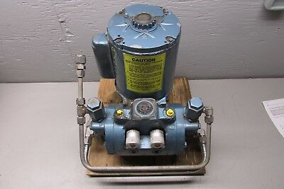 Milton Roy R221p-73 Controlled Volume Pump 3.4 Gph 100psi