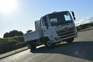 Hino FC 1124  Tipper Regency Park Port Adelaide Area Preview