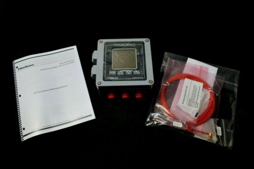 FilterSense DynaCHARGE EM 30LGX Particulate Monitor with Coaxial Sensor Cable