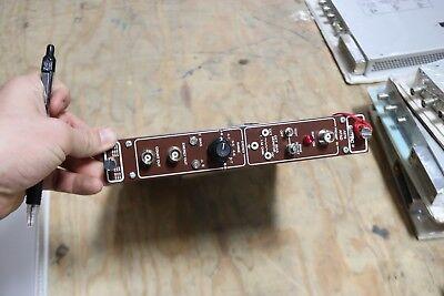 Egg Ortec A576 A-pad Spectroscopy Chain Nim Bin Module