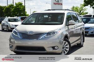 2015 Toyota Sienna Limited AWD *7PASSAGERS*NAVIGATION*TOIT