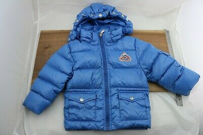 Vintage Pyrenex boys down winter jacket puffer 2 - Super Fresh