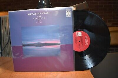 Suzanne Ciani The Velocity of Love LP RCA AMLI-7125 Stereo