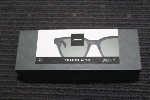 Bose 840667-0100 Frames Alto Audio AR Smart Sunglasses S/M - Black