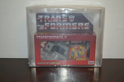 AFA Graded E-Hobby Transformers C-67 G1 Orion Pax & Dion
