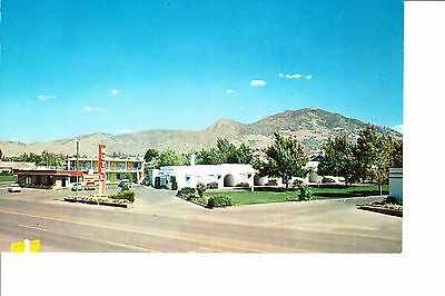 Salt Lake City, Utah  Bonneville Motel 1950s