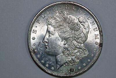 Now For Sale Grades Mint State Blast White 1879-P Morgan Silver Dollar (MDX2589)