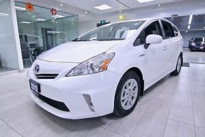 2012 Toyota Prius V PRIUS V,ORIGINAL RHT VEHICLE, ONE OWNER, CLE