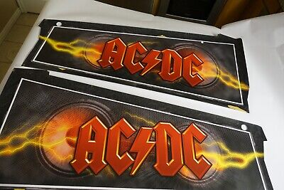 stern ac/dc side art decals 820-66C5-03/04