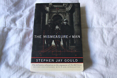 The Mismeasure of Man (Revised and Expanded) by Stephen Jay