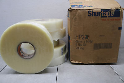 Shurtape HP200 Clear 48mm x 914mm 2
