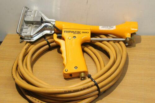 NEUF : Pistolet gaz de rétraction film & gaine plastique RIPACK MASTER 920