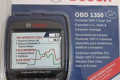 Bosch obd 1350 scanner