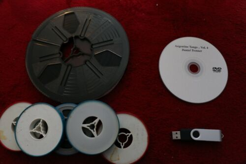 8mm Home Movie transfer to DVD & Flash Drive Sale: up to 1000 feet for $59!!