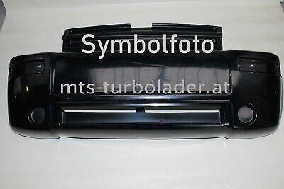 Stoßstange vorne für Mopedauto Microcar MC ab BJ2006 (UNLACKIERT)