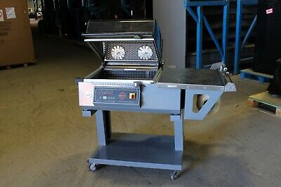 Minipack Synthesis 760 L Bar Heat Sealer Shrink Wrap Machine Commercial Butcher