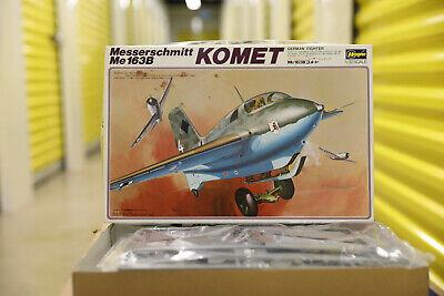 Aires 1//32 Messerschmitt Me 163B Komet cockpit set for Meng # 2198