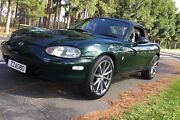 Mazda mx5 1998 NB Hope Island Gold Coast North Preview