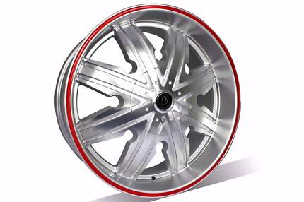 "20"" wheel $185 EACH!! Brand NEW FOR COMMODORE,FALCON,BMW3,LEXUS"