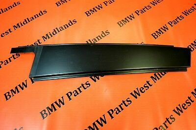 BMW 3 SERIES E90 DRIVER SIDE REAR DOOR TRIM RIGHT SIDE O/S/R MAT BLACK