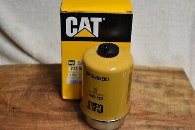 Cat Caterpillar 233-9856 Fuel Water Separator 305.5e 304d Cr 307d 306e2 305d