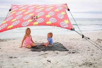 Neso Tents Beach Tent with Sand Anchor, Portable Canopy Sun
