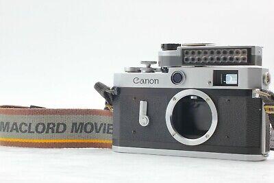 [ MINT w/ Light Meter ] Canon P 35mm Rangefinder Film Camera Japan 0879